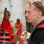 Fotoshoot Circusparade - Hal 5