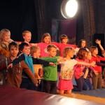 Circusschool achtergrond 1