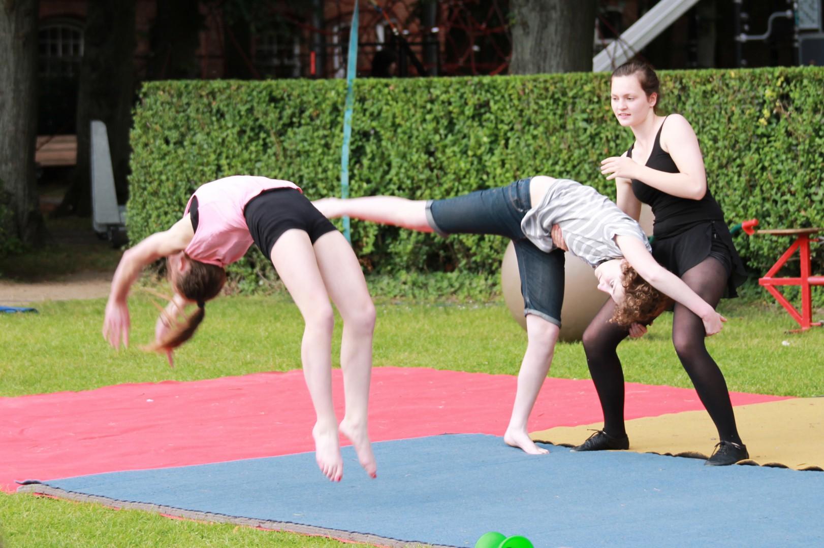 Zomerstage: Circus en breakdance (VOLZET) @ Zevensprong | Leuven | Vlaanderen | België
