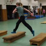 Parkour aerobic lessons 2