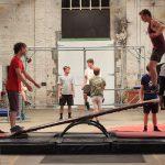 CircusLab Bascule @ Cirkus in Beweging   Leuven   Vlaanderen   België
