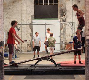 CircusLab, module 2: Bascule @ Kapelzaal | Leuven | Vlaanderen | België