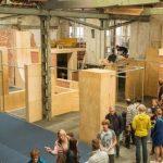 Pasen w1, Parkour & Circus, 6-12 jaar (lagere school) @ Hal 5 | Leuven | Vlaanderen | België